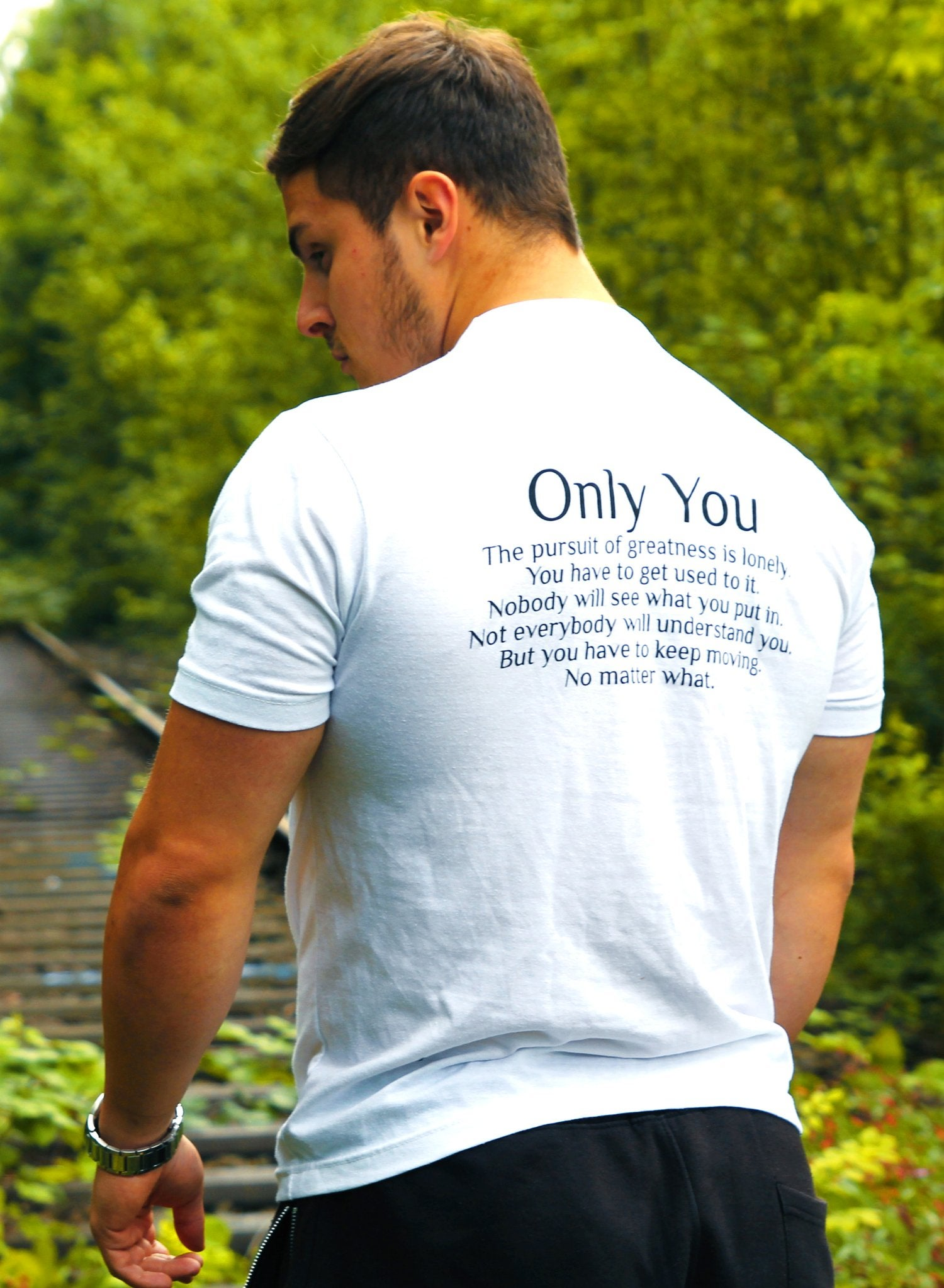 Image of ONLY YOU SHIRT | WHITE