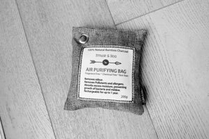 Image of Charcoal air purifying bags