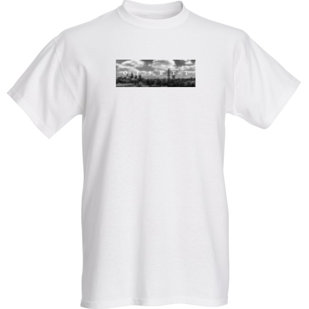 Image of Our City T-shirt (White) - OFSETT