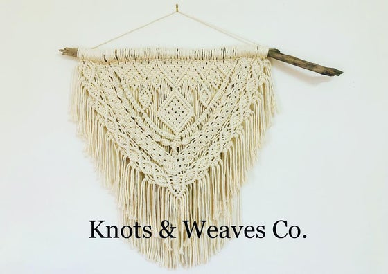 Image of Kelly - Macrame wall hanging 0101