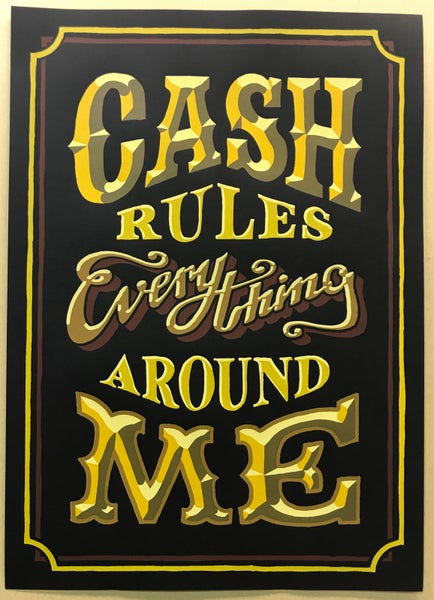 Image of CASH RULES V.2
