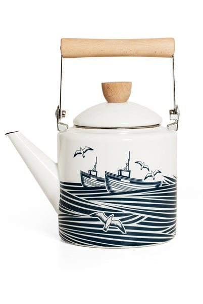 Image of Whitby Enamelware Kettle