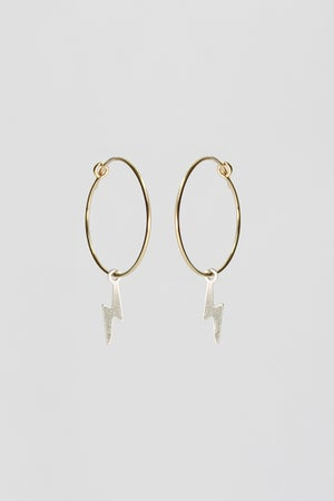 Image of 'In a flash' Hoops
