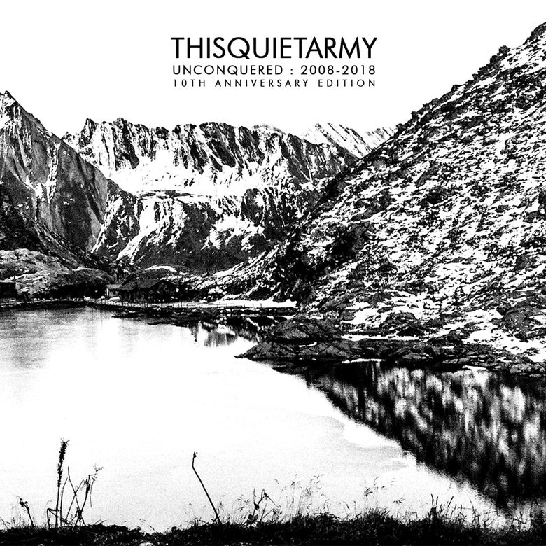 Image of THISQUIETARMY UNCONQUERED 2008-2018 (10TH ANNIVERSARY EDITION) (2xCD)