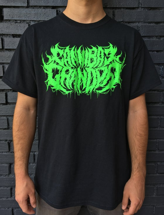 Image of Radioactive Logo T-Shirt