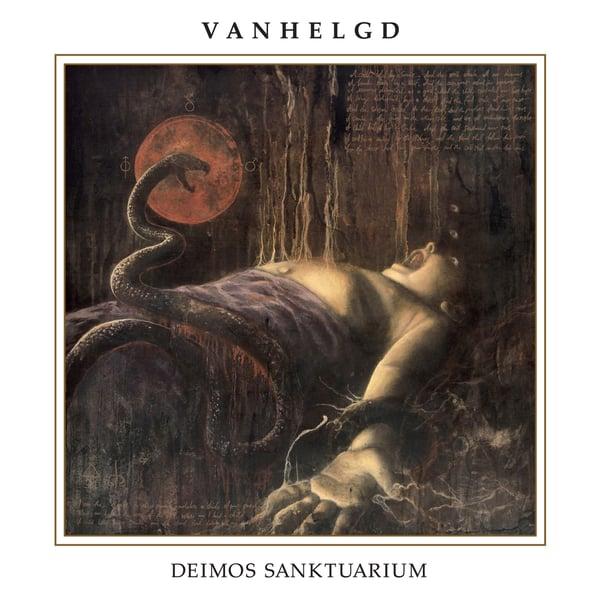 "Image of VANHELGD ""Deimos Sanktuarium"" CD"