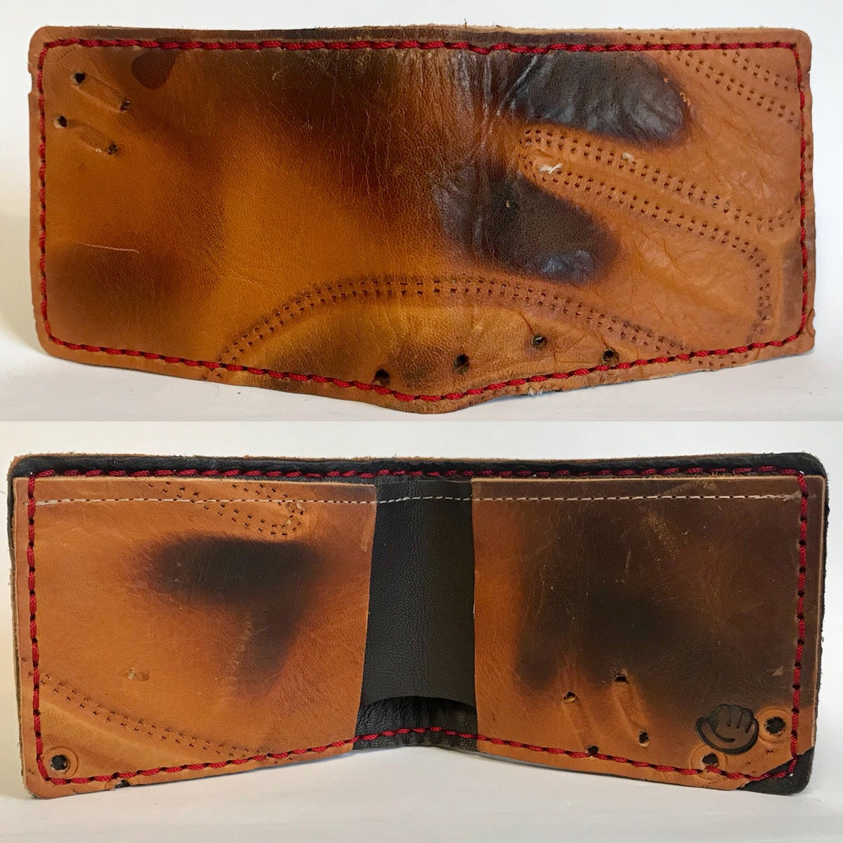 fbac6f8a4f8 Money Mitts - Vintage Baseball Glove Wallets