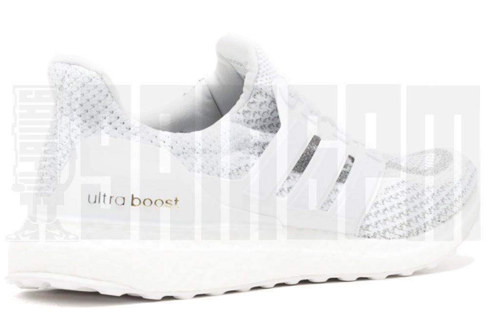 "Image of Adidas ULTRA BOOST LTD ""WHITE REFLECTIVE"""