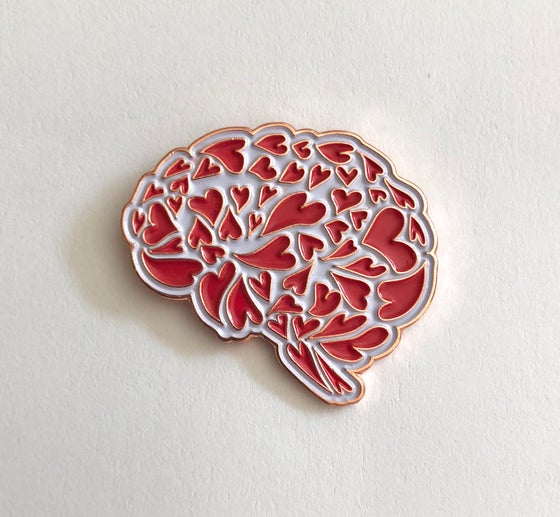 Image of  brain pin