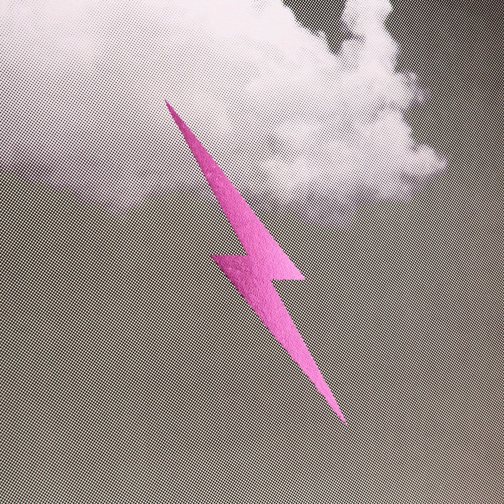 Image of 'Little Fucking Cloud' (Pink)