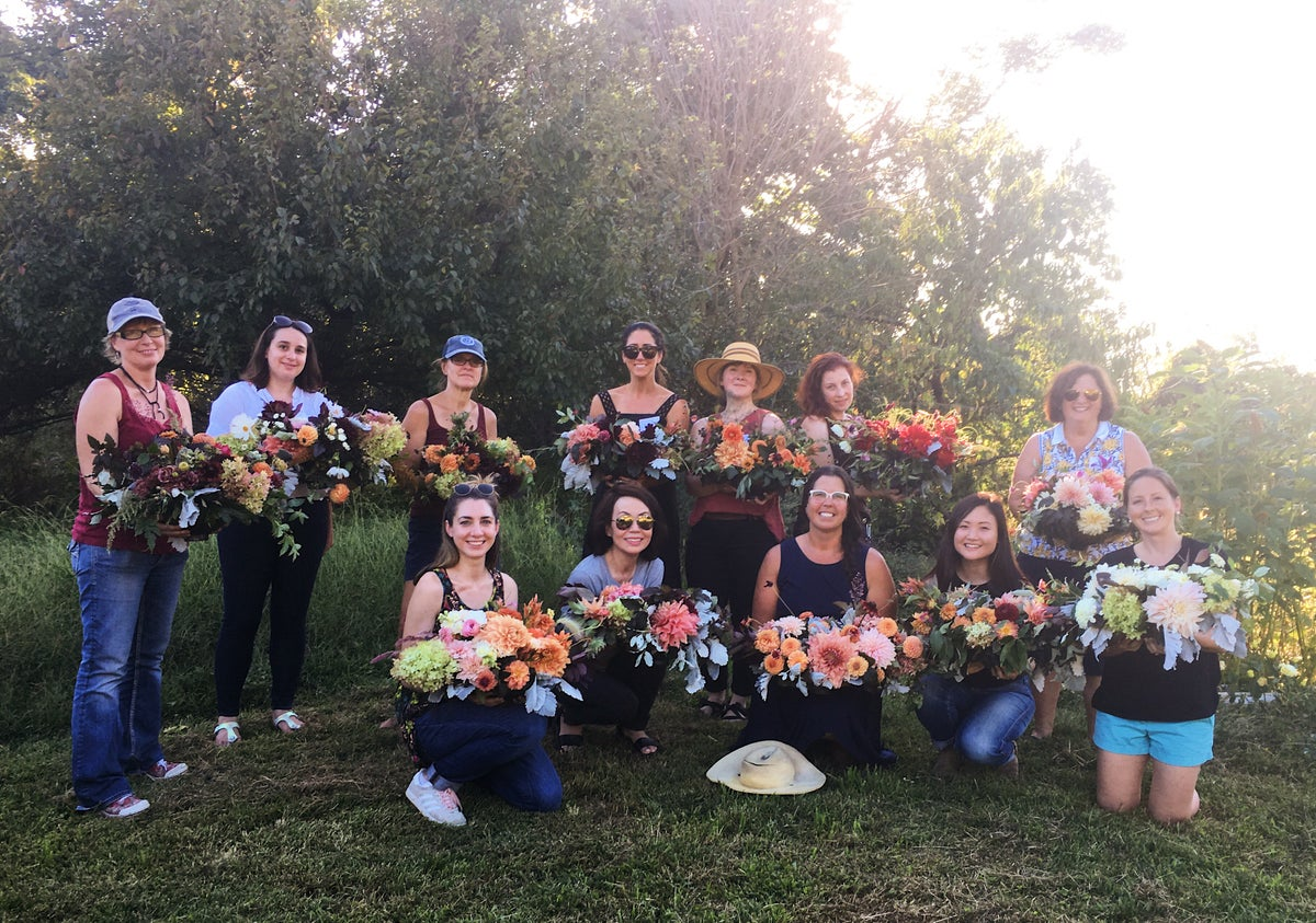 Image of Floral Fundamentals Workshop :: AUTUMN ABUNDANCE