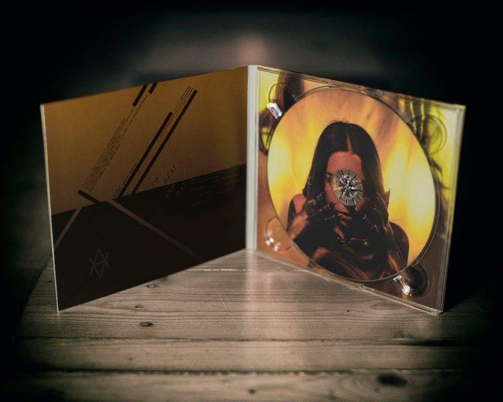 """Image of """"To Deaf And Day"""" Digipak CD"""