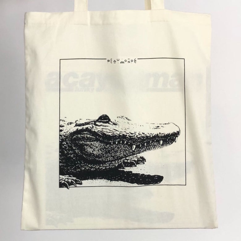 Image of Acayouman Funky Reggae + BeauMonde Limited Tote Bag