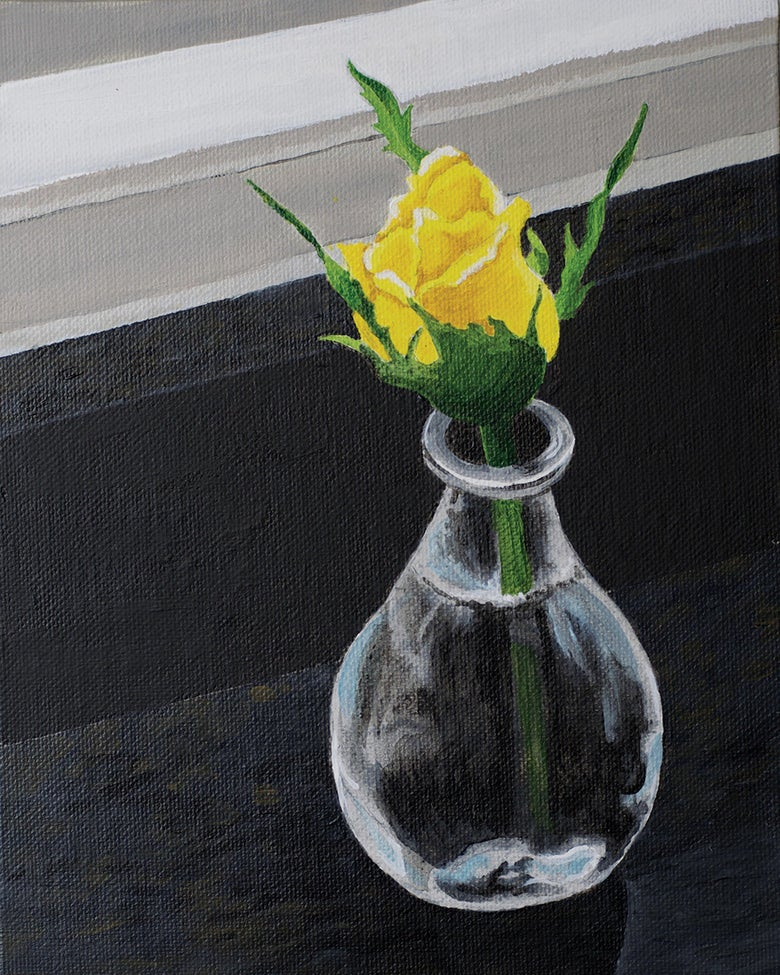 Image of Yellow Rose