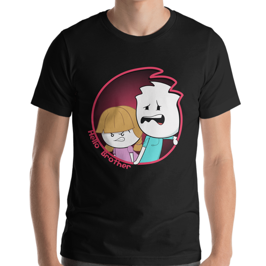 Image of Hello Brother T-Shirt