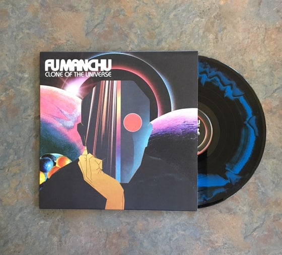 "Image of Fu Manchu ""Clone Of The Universe"" LP"