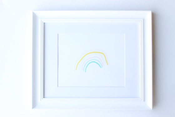 Image of Rainbow Art Print