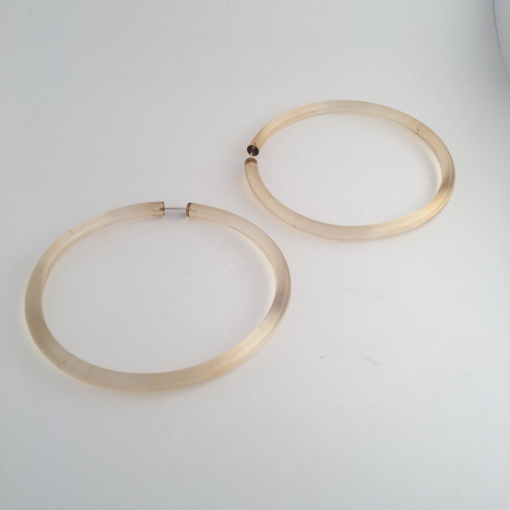 Image of Classic Hoops Champagne