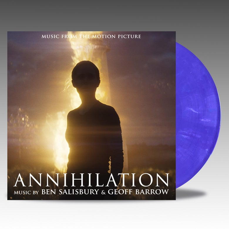 Image of Annihilation (Music From The Motion Picture) 'Shimmer Vinyl' - Ben Salisbury & Geoff Barrow