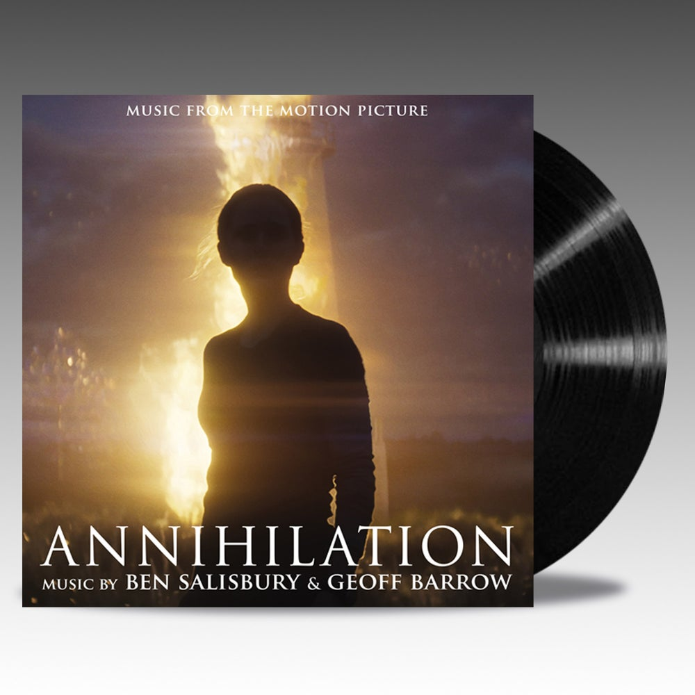 Image of Annihilation (Music From The Motion Picture) 'Black Vinyl' - Ben Salisbury & Geoff Barrow