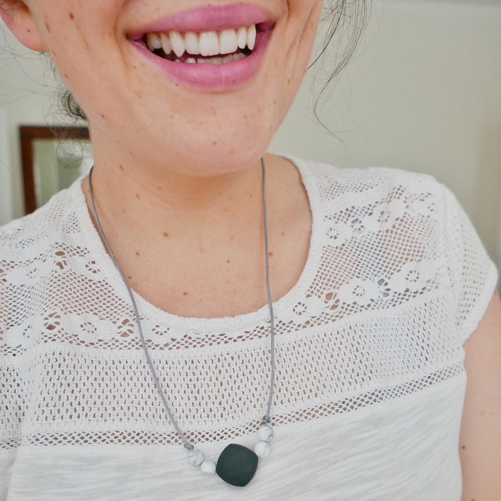 Image of Brick Lane Teething Necklace