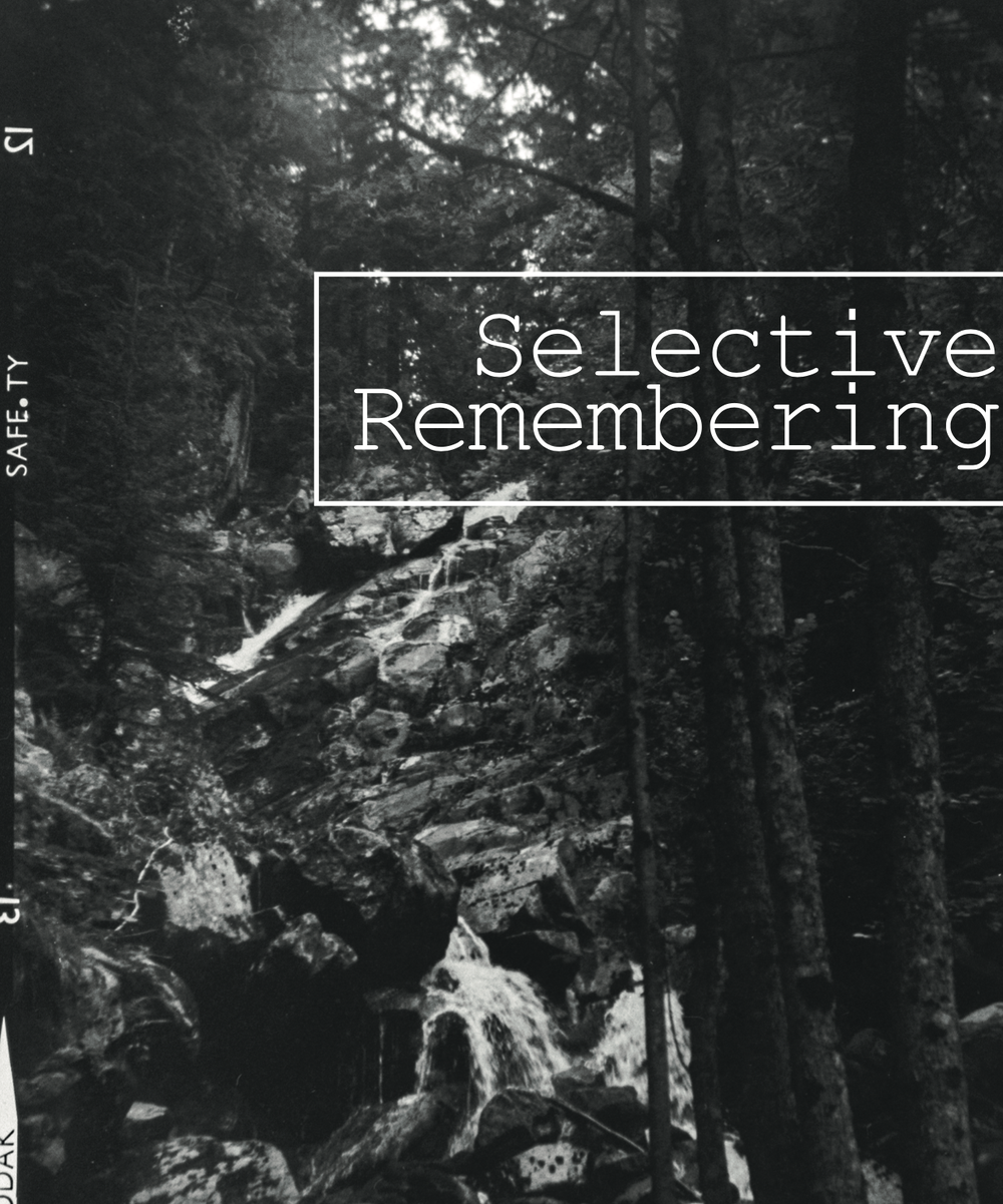 Image of 'Selective Remembering' book by Henry Woodley