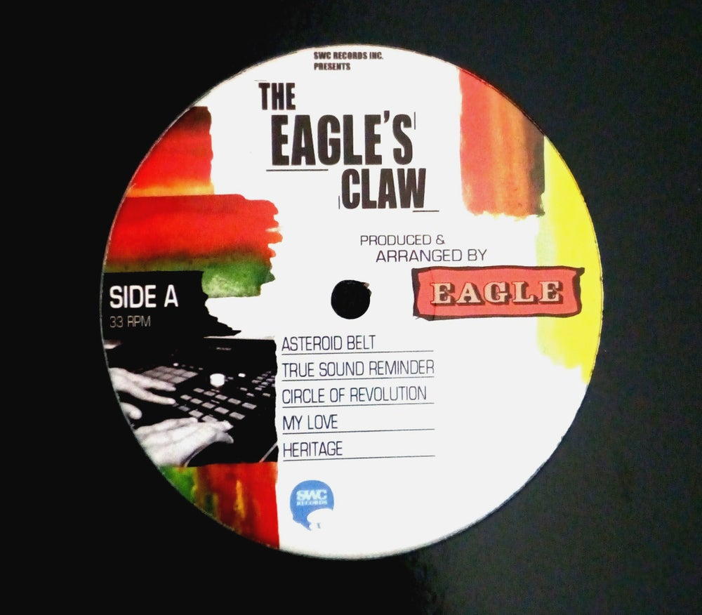 Image of The Eagle's Claw - Instrumental LP SWC-RECORDS (Vinyl)