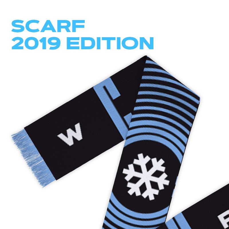 Image of Winterclash Scarf 2019 Edition