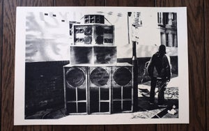 Image of 'Notting Hill Sound Systems' by Brian David Stevens