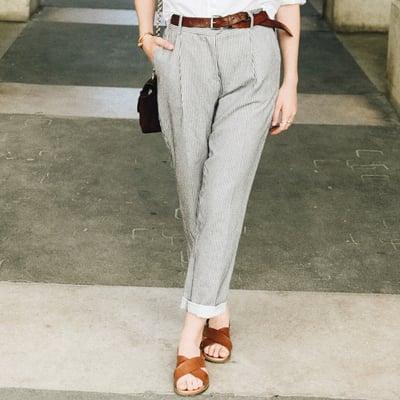 Pantalon Valentin 145€  -50% - Maison Brunet Paris