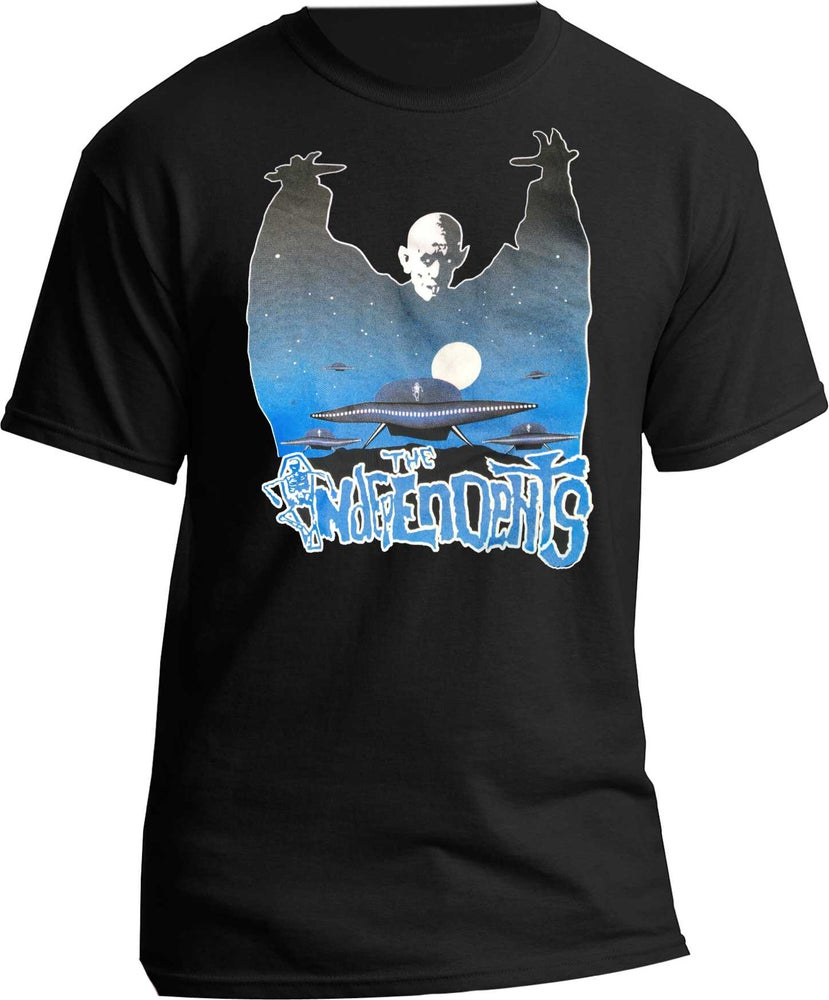 Image of The Independents Vampires From Outer Space 2 T-shirt