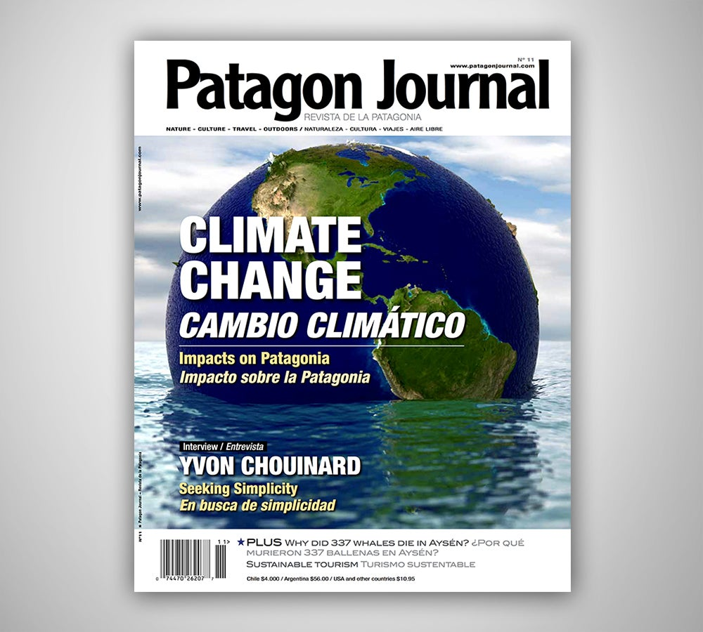 Image of Patagon Journal #11