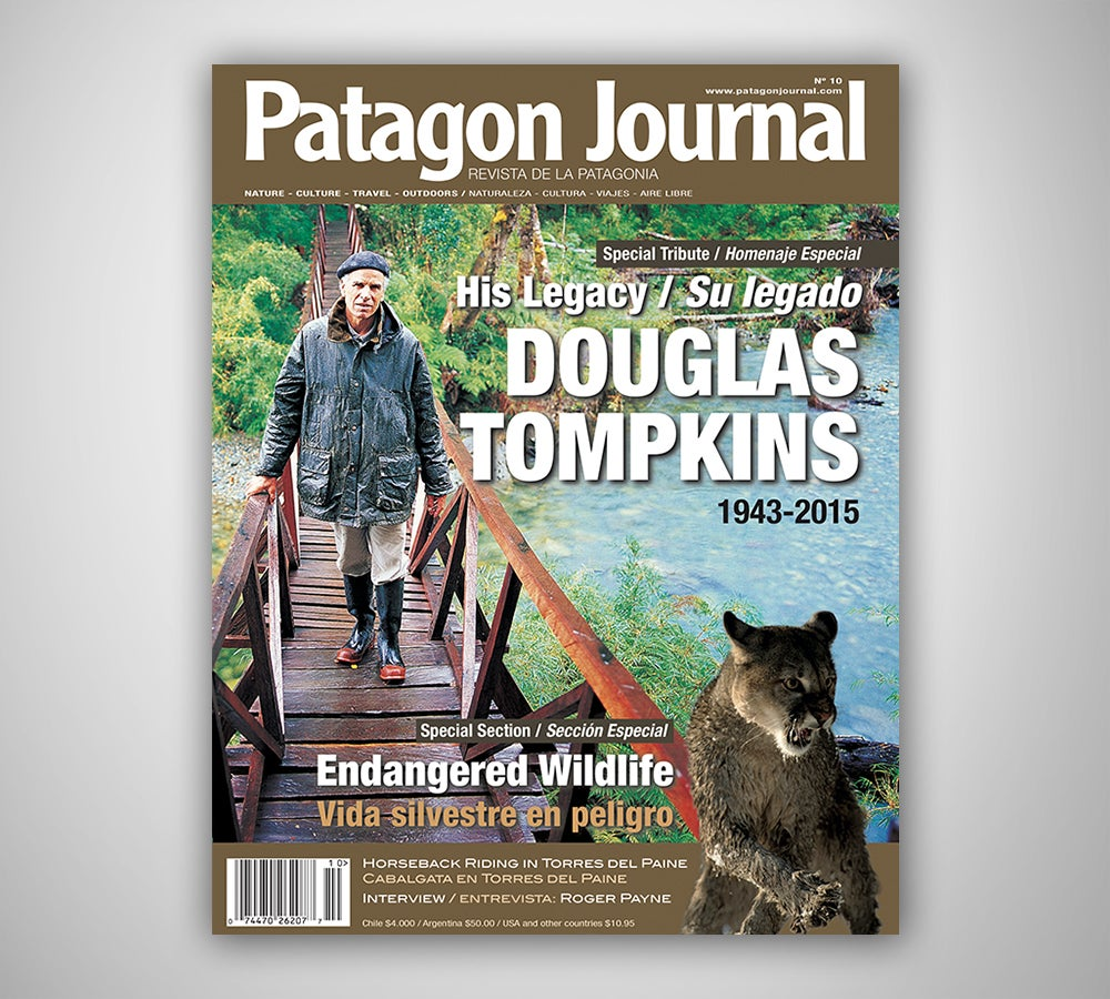 Image of Patagon Journal #10