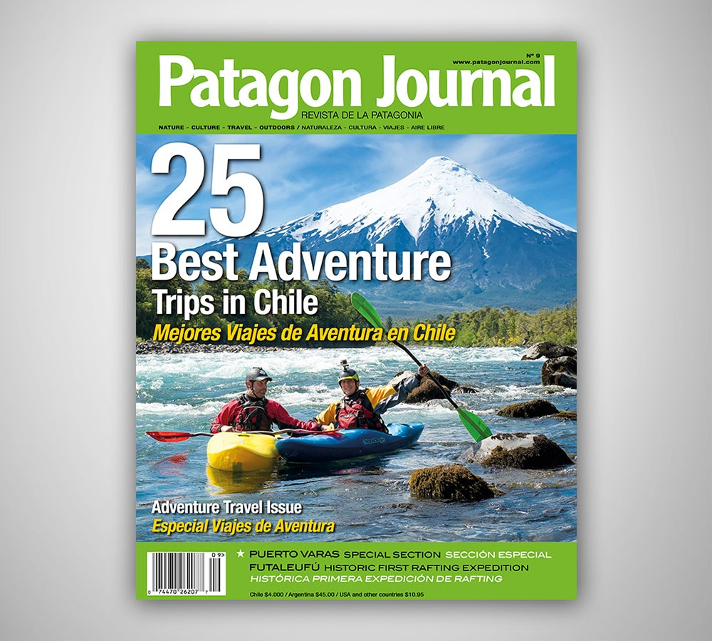 Image of Patagon Journal #9
