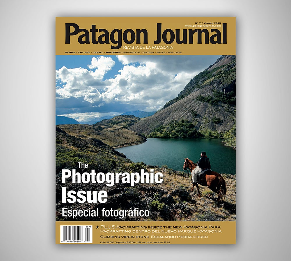 Image of Patagon Journal #7