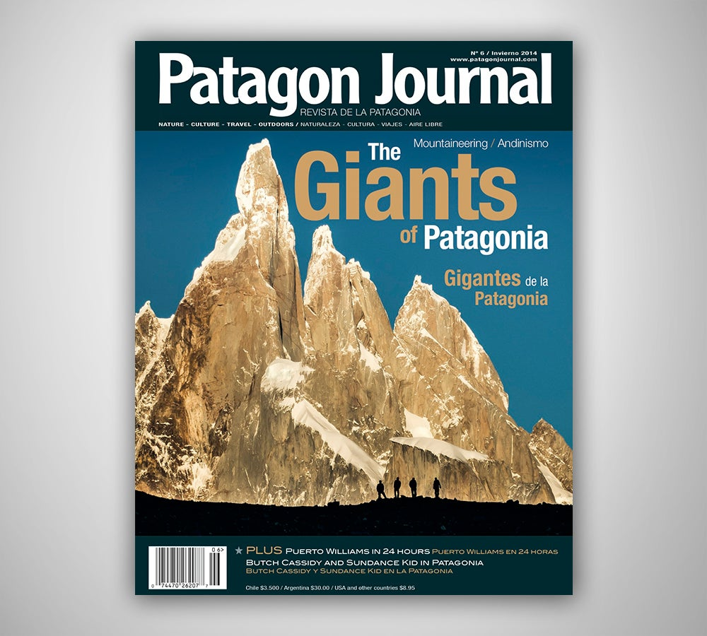 Image of Patagon Journal #6