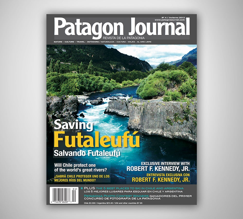 Image of Patagon Journal #4 (Digital edition only)