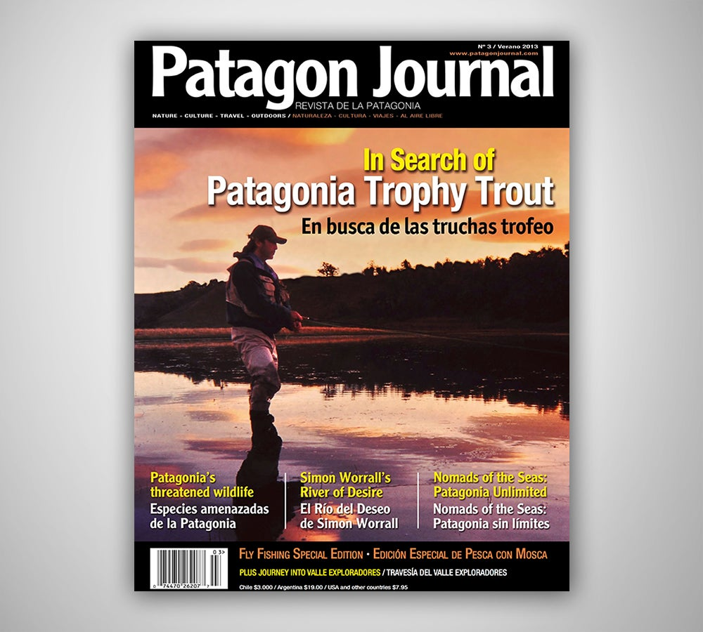 Image of Patagon Journal #3