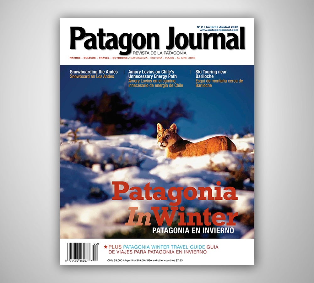 Image of Patagon Journal #2