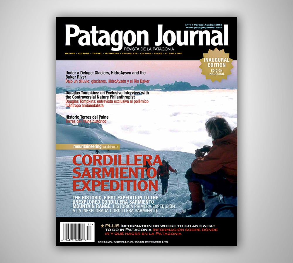 Image of Patagon Journal #1