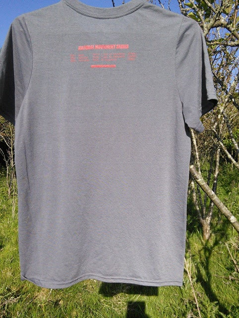 Image of Hare print technical t-shirt