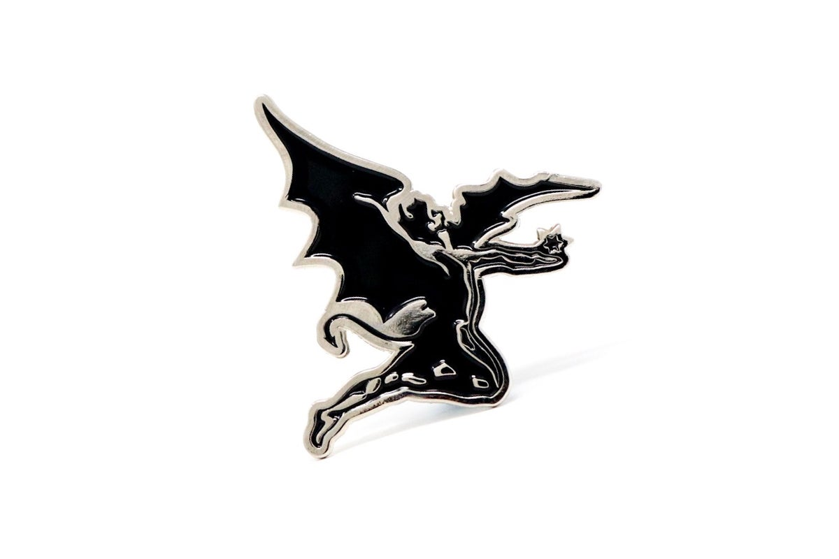 Image of Black Sabbath - Henry Enamel Pin
