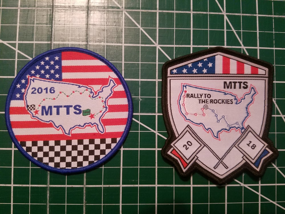Image of MTTS 2016 & 2018 PATCH SET