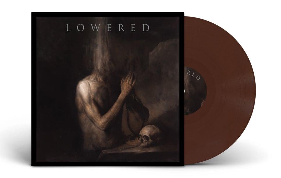 LOWERED - Lowered / VINYL LP (collector's ed., ltd. 75)