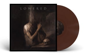 Image of LOWERED - Lowered / VINYL LP / 🞇Collector's Edition 🞇Black 🞇Test-Pressing