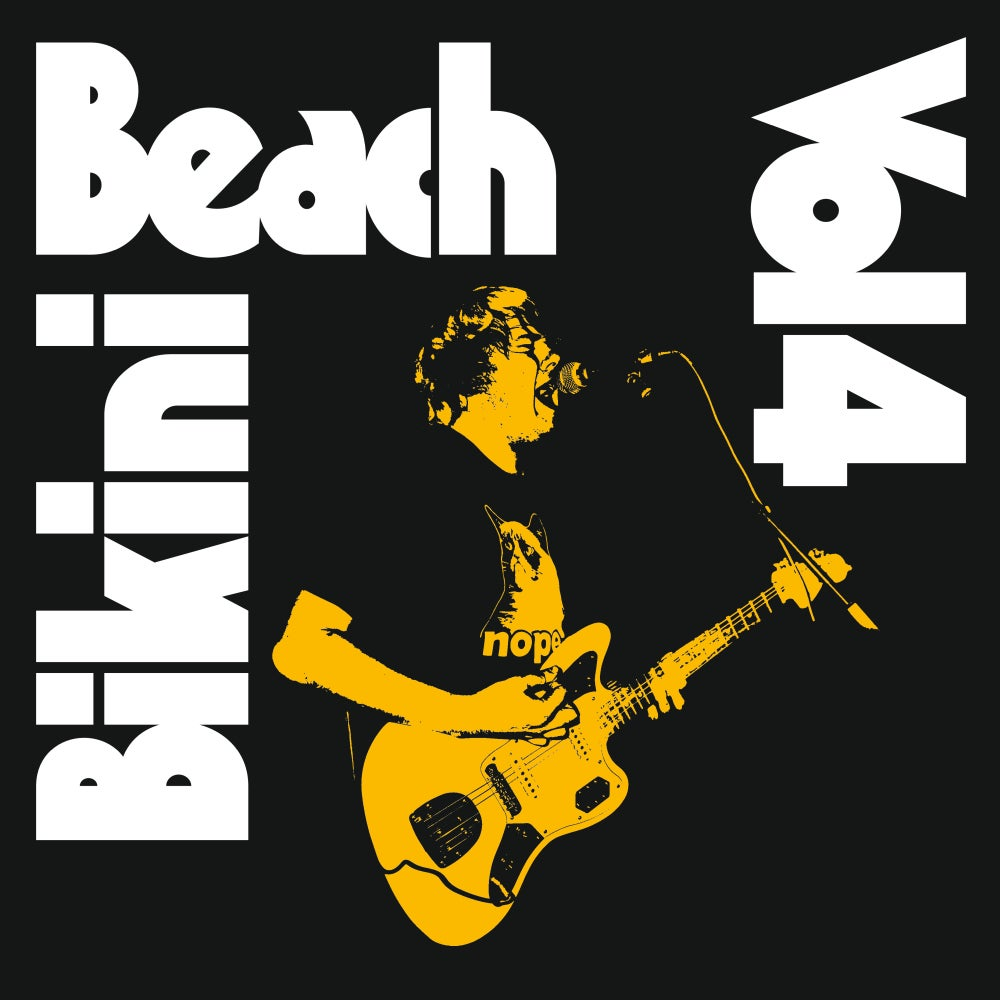 Image of BIKINI BEACH – Vol. 4 (180g LP in gelb inkl. Download)