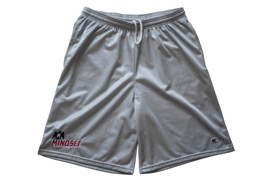 "Image of ""Uniform"" Mesh Shorts"
