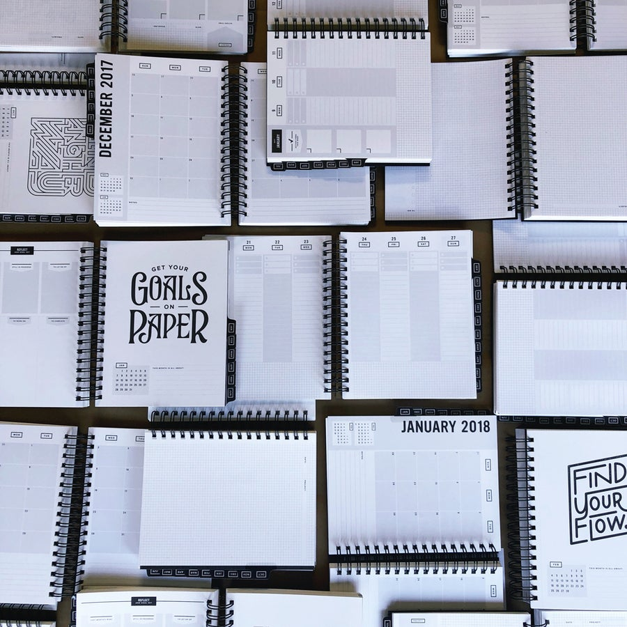 Image of OVERSTOCK PLANNERS