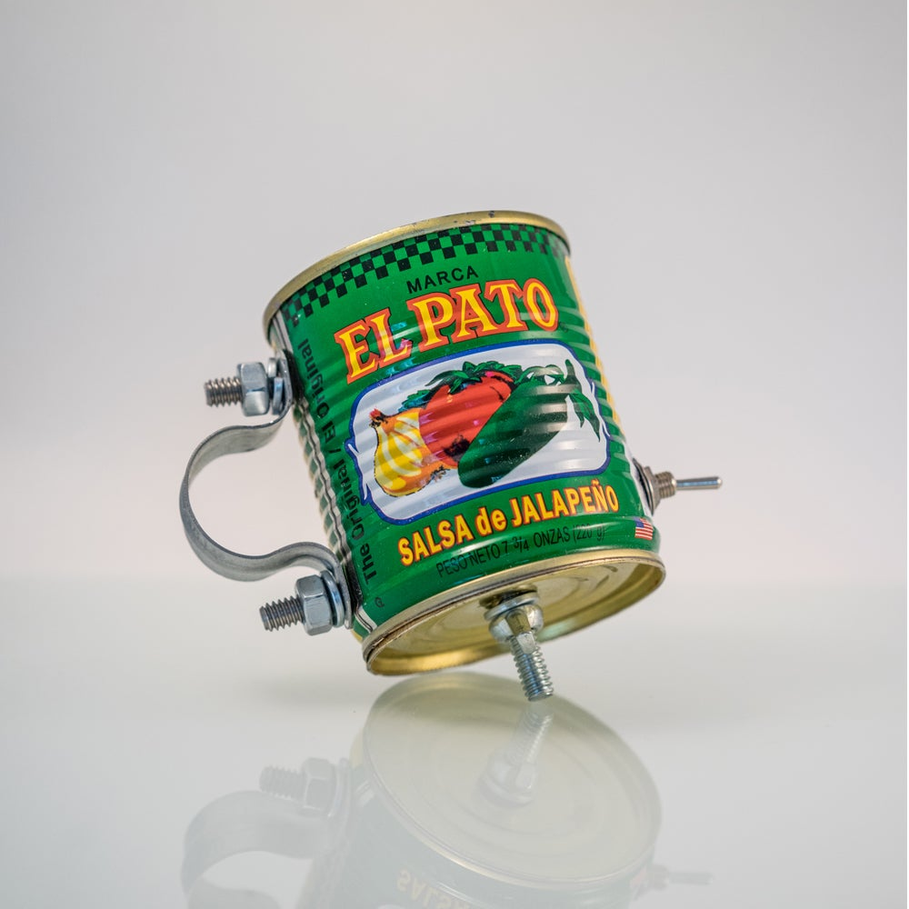 Image of The El Pato 'MONEY GREEN' Bike Light
