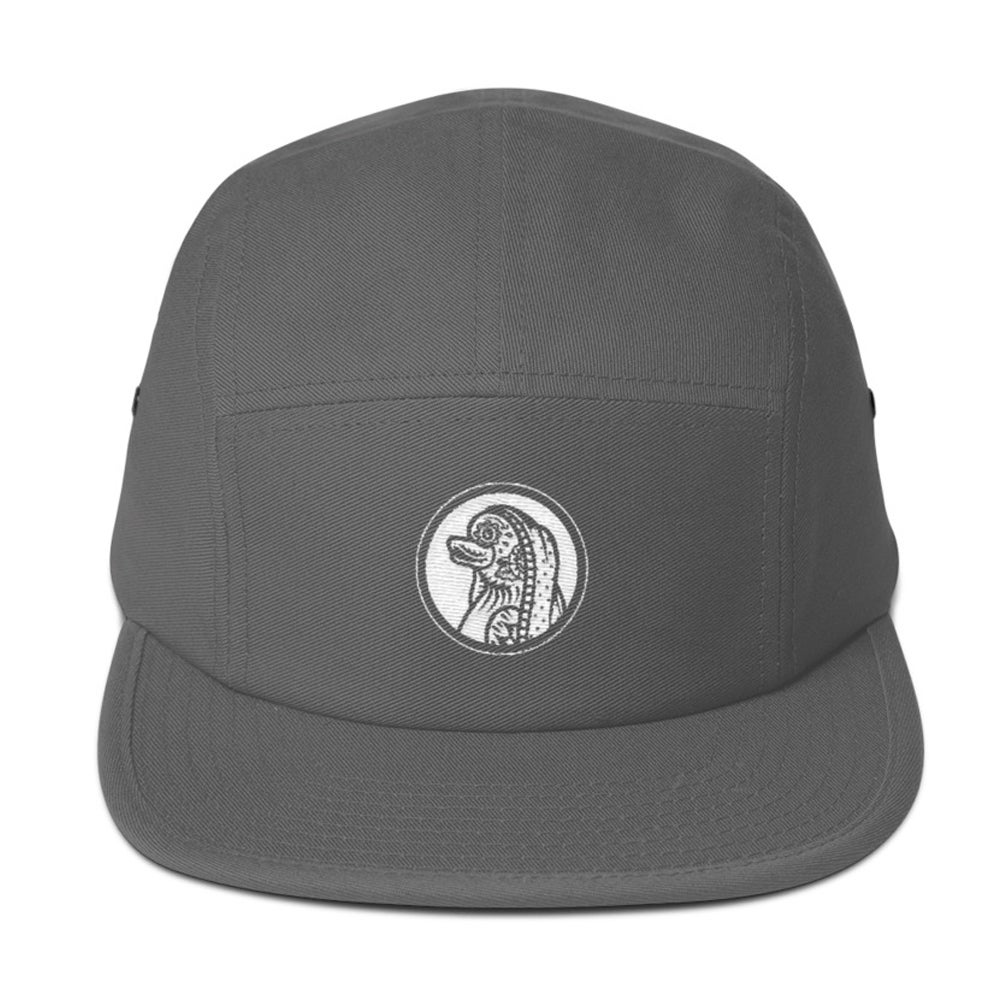 Image of El Pato 5 Panel Cap